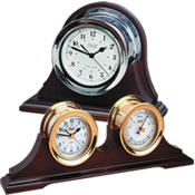 Analog Table & Mantel Clocks
