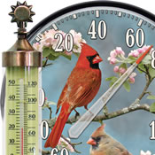 Decorative Outdoor Thermometers