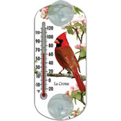 Outdoor Window Thermometers