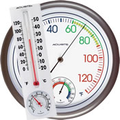 Wall Thermometers