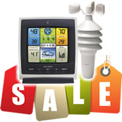 Weather Stations On Sale