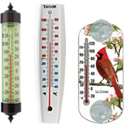 Classic Tube Thermometers