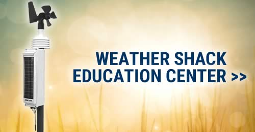 Weather Shack Education Center