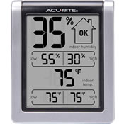 Basic Home Weather Stations