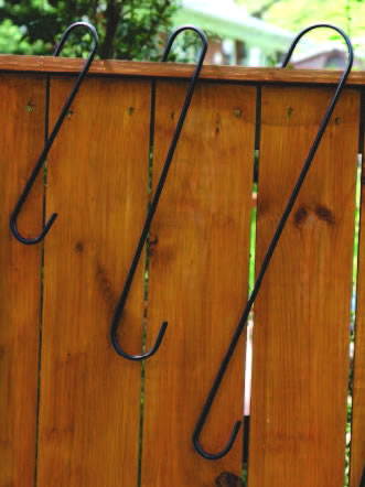 QMT Stainless Steel Extension/Tree Hooks